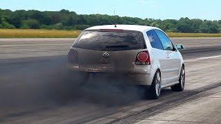 Download BEST VW Turbo Diesel GTD TDI Golf Polo SOUND & SMOKE Compilation Video