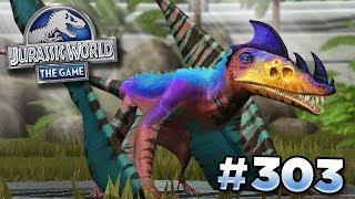 Download Maxing Up Eudimorphodon! || Jurassic World - The Game - Ep303 HD Video