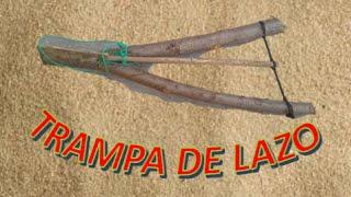 Download Trampa Para Aves De Lazo Automática y Casera - Tutorial /YMX SUPERVIVENCIA Video