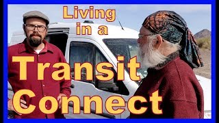 Download Toby, Living in a Ford Transit Connect Video