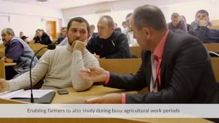 Download Supporting Ukraine's farmers and global food security Video