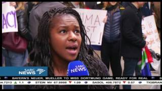 Download Anti-Zuma marches went as far as New York Video