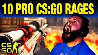 Download Top 10 Craziest Pro Rage Moments In CS:GO History Video