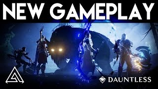 Download Dauntless | NEW Combat Gameplay & Stamina Explained Video