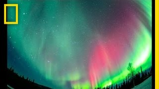 Download Brilliant Time-Lapse of Alaska's Northern Lights | Short Film Showcase Video