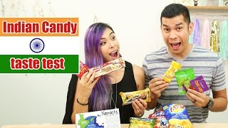 Download INDIAN CANDY TASTE TEST - Yum Box Video