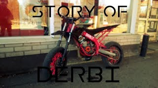 Download Story of my Derbi Video
