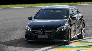 Download Mercedes A45 AMG apavora em Interlagos Video
