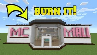 Download IS THAT A MALL?!? BURN IT!!! Video