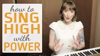 Download How to sing high with power Video