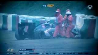 Download Jules Bianchi Crash Suzuka Formula 1 GP Japón | Como Ocurrió El Accidente Analisis Video