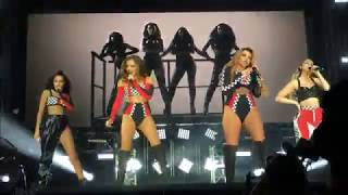 Download Little mix Salute/down and dirty mashup Live 5 June Denmark Video