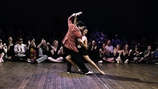 Download Tango: Roxana Suarez y Fernando Sanchez, 26/04/2015, Brussels Tango Festival, Random couples #2/5 Video