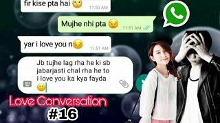 Download True love conversation in hindi || Bf Gf love Video