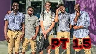 Download NERDS Plays Basketball In The HOOD! Pt 1.5 Video