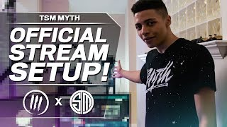 Download TSM MYTH - OFFICIAL STREAM SETUP TOUR! Video