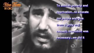 Download ″Una Tacita De Oro″ - Fidel Castro - The Transformation of Cuba Video