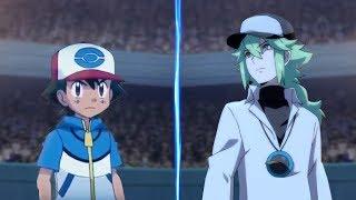 Download Pokemon Battle USUM: Unova Ash Vs N (Pokémon Unova League Face Off!) Video