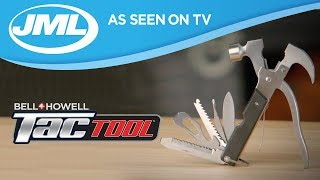 Download Tac Tool from JML Video