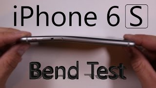 Download iPhone 6S BEND TEST, Scratch test, Burn test Video