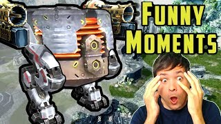 Download War Robots FUNNY MOMENTS Gameplay & FAILS - 20k Subscriber Special Video