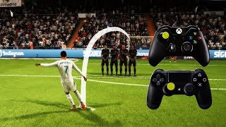 Download FIFA 18 FREE KICK TUTORIAL   Xbox & Playstation   HD 1080p Video