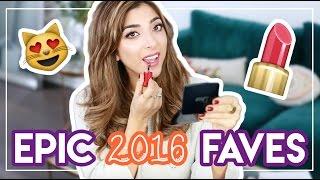 Download EPIC 2016 FAVOURITES! Beauty, Fashion & Jewellery! | Amelia Liana Video