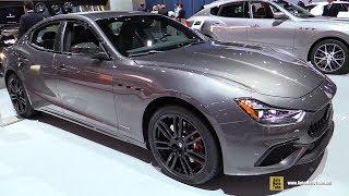 Download 2018 Maserati Ghibli Gran Sport SQ4 - Exterior and Interior Walkaround - 2017 LA Auto Show Video