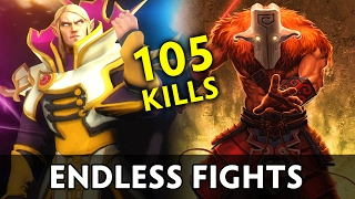 Download 105 kills epic game — TnC vs XctN endless fights Video