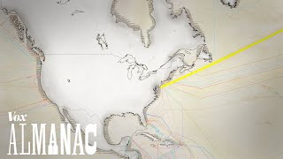 Download Thin underwater cables hold the internet. See a map of them all. Video
