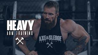 Download Heavy Arm Training with Seth Feroce Video