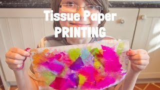 Download Tissue Paper Printing Video