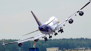 Download Crosswind Landings during a Storm, Aborted Landings and Extreme Low Pass!! Video