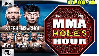 Download 🔴 UFC FIGHT NIGHT 124 STEPHENS V CHOI FIGHT WEEK! Video
