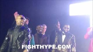 Download BOBBY BROWN RIPS THE STAGE TO DELIGHT OF MAYWEATHER, BIEBER AND BRONER AT 40TH BIRTHDAY GALA Video