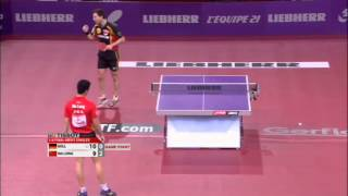 Download WTTC 2013 Highlights: Timo Boll vs Ma Long (1/4 Final) Video