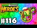 Download Cornucopia Legendary! - Plants vs. Zombies: Heroes - Gameplay Walkthrough Part 116 (iOS, Android) Video