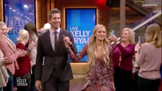 Download Arie Luyendyk & Lauren Burnham the Morning After ″The Bachelor″ Finale Video