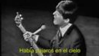 Download The Beatles - Till There Was You - Subtitulado en español Video