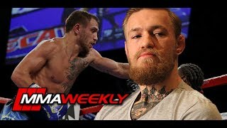 Download Conor McGregor on Declining Vasyl Lomachenko's Offer to Spar Video