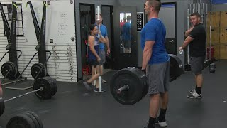 Download Clovis CrossFit gym plans competition, funds raised go to help free children trapped in sex slavery Video
