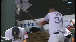 Download MLB Ejected For Abusing Equipment Video