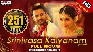 Download Srinivasa Kalyanam New Released Full HD Hindi Dubbed Movie 2019| Nithiin,Rashi khanna,Nandita swetha Video