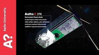 Download Aalto-1 opiskelijasatelliitti 2010-2016 Video
