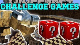 Download Minecraft: TIGREX CHALLENGE GAMES - Lucky Block Mod - Modded Mini-Game Video