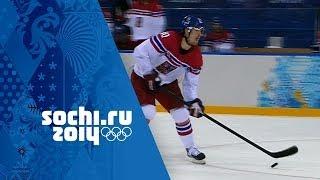 Download Ice Hockey - Men's Play-Off - Czech Republic v Slovakia | Sochi 2014 Winter Olympics Video