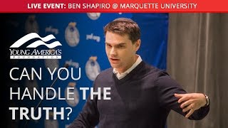Download Ben Shapiro LIVE at Marquette University Video