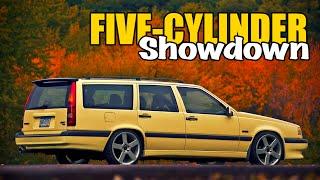 Download 15 Best Sounding 5-Cylinder Engines Video