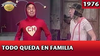Download El Chapulín en la vecindad | Todo Queda En Familia (Completo) Video