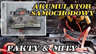 Download Akumulator samochodowy, ″Fakty i Mity″.Czyli jak nie zepsuć sobie akumulatora. Video